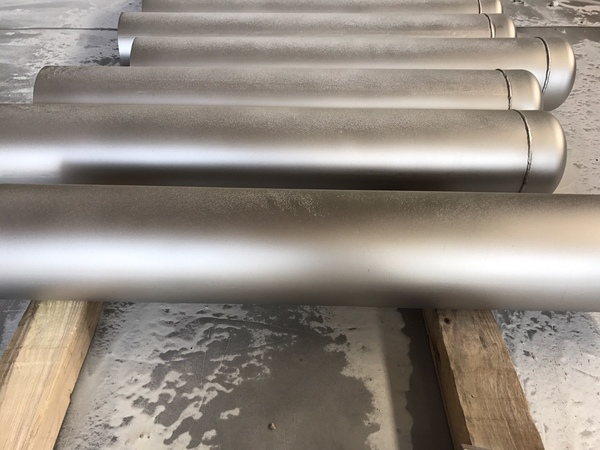 Bead Blasting Stainless Steel – Epoxy Systems Blasting & Coating