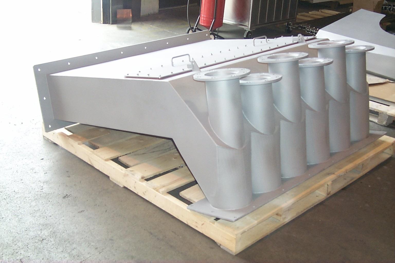 Bead Blasting Stainless Steel – Epoxy Systems Blasting & Coating